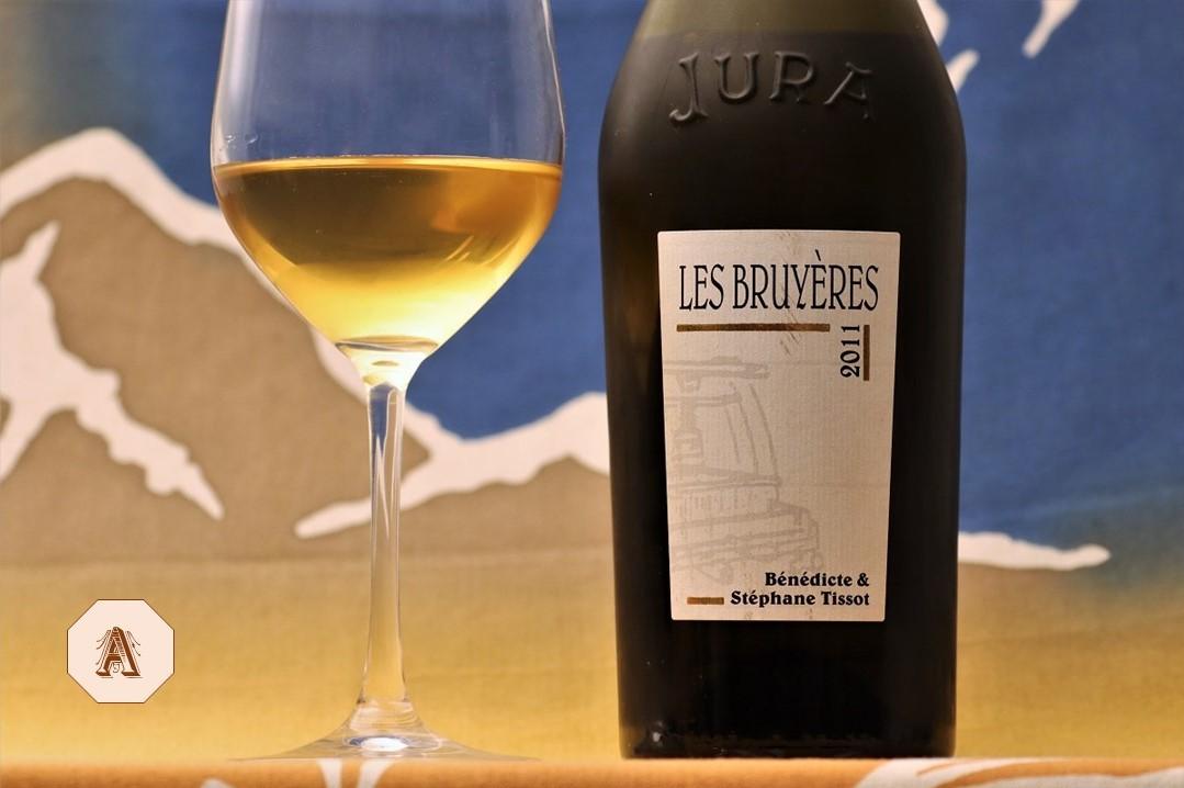 Tissot Bruyères Jura Chardonnay
