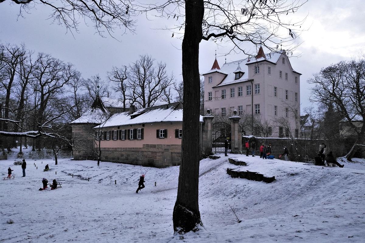 Nürnberg Hummelsteiner Park