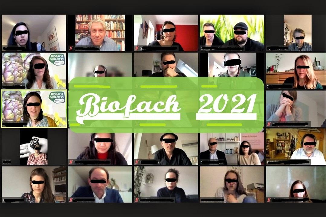 Biofach 2021 digital