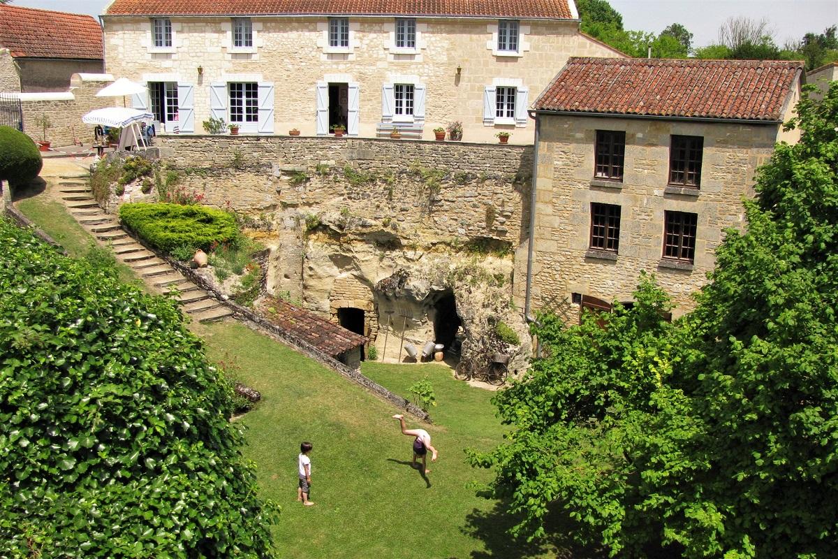 Troglo Loire