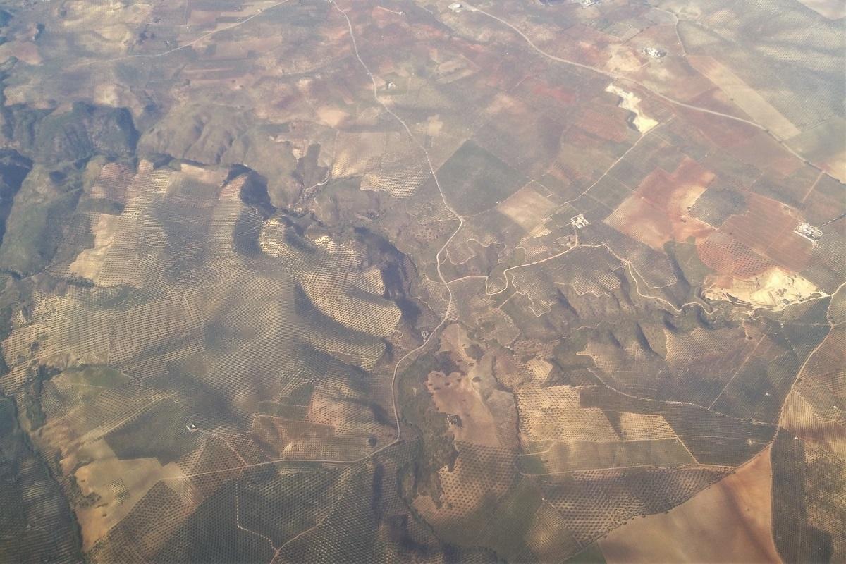 Spanien Luftfoto