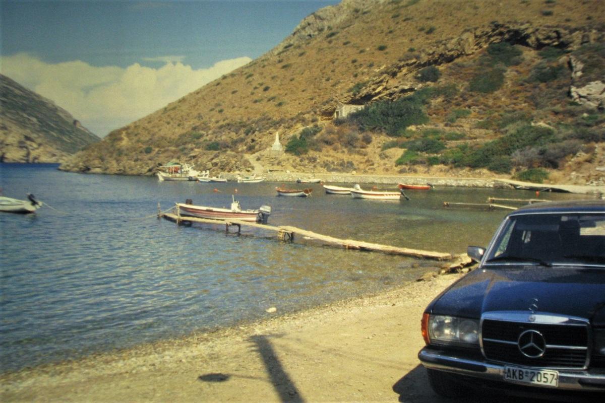 Griechenland 2002 Benz