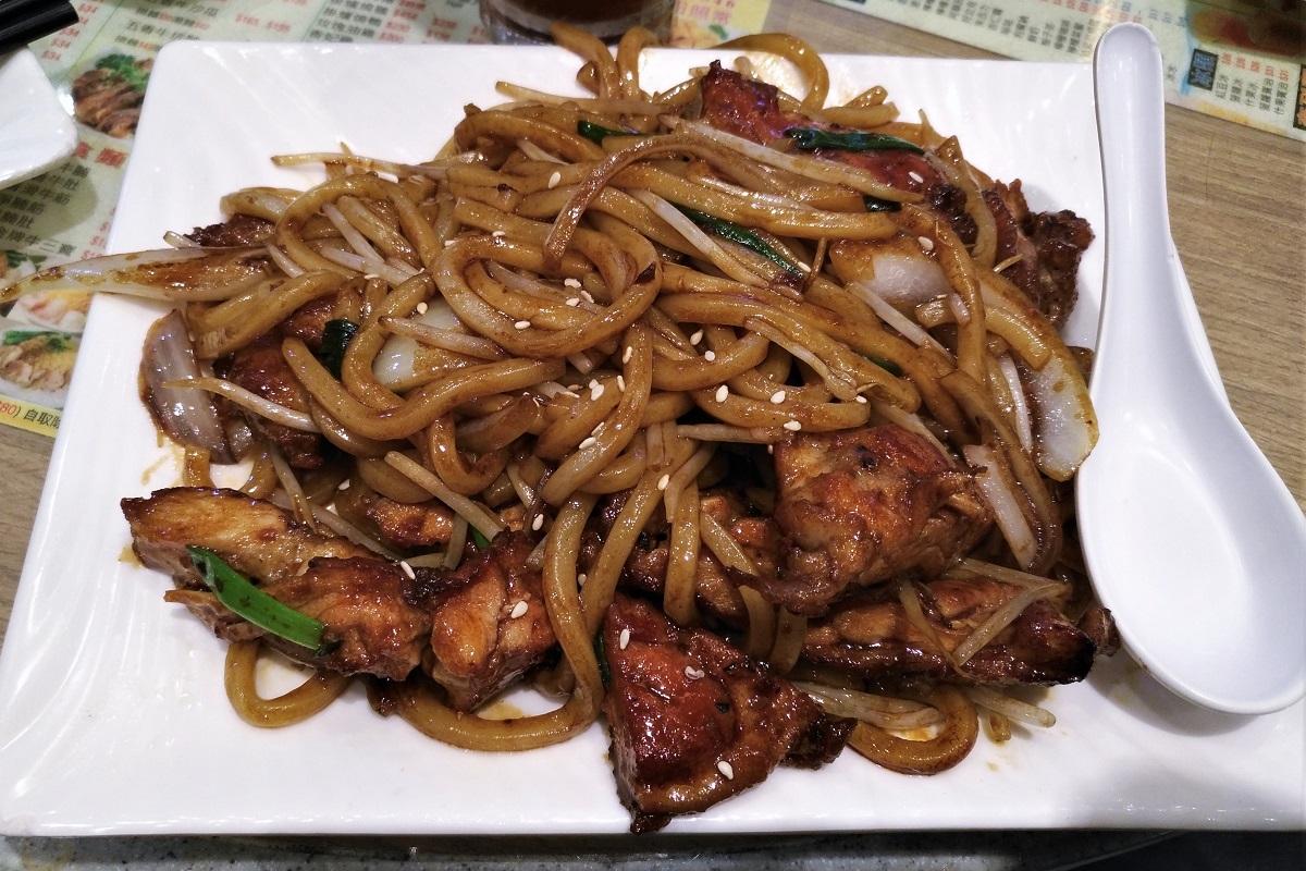 Guangdong Nudeln asiatische Küche