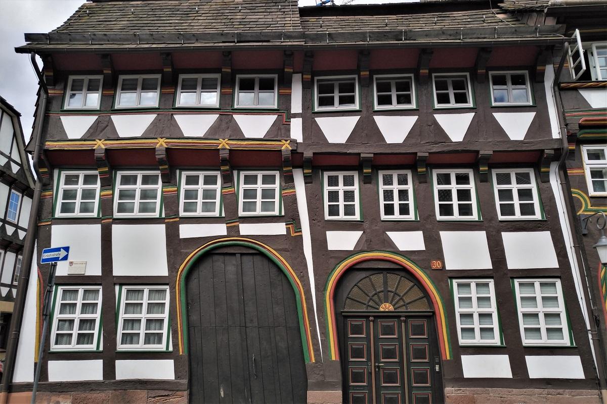 Westharz Vorharz Einbeck Fachwerk