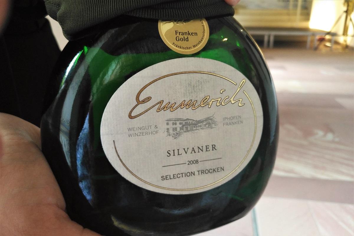 Best of Gold Franken Siegerwein Emmerich 2008