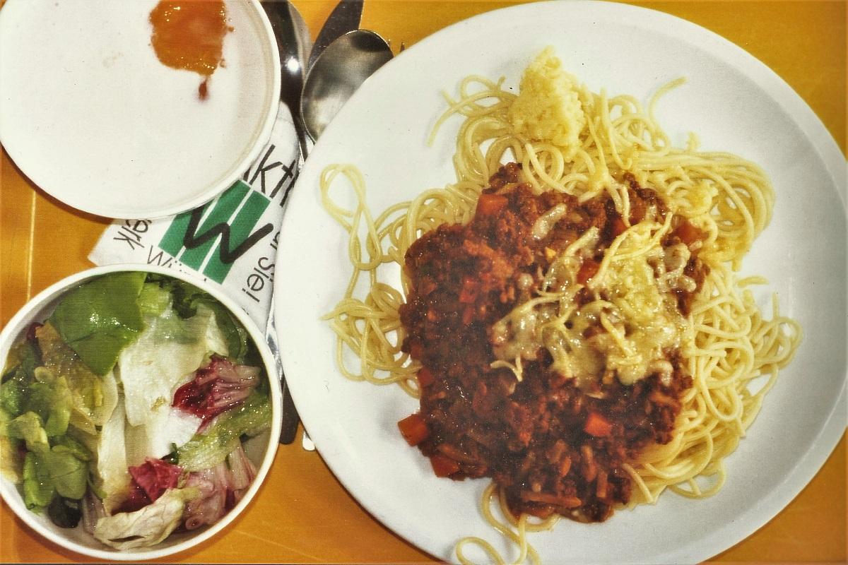 Mensa Spaghetti