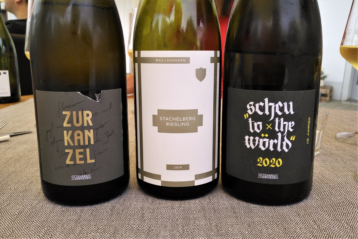 Ottenbreit von Dungern Wein Kanzel