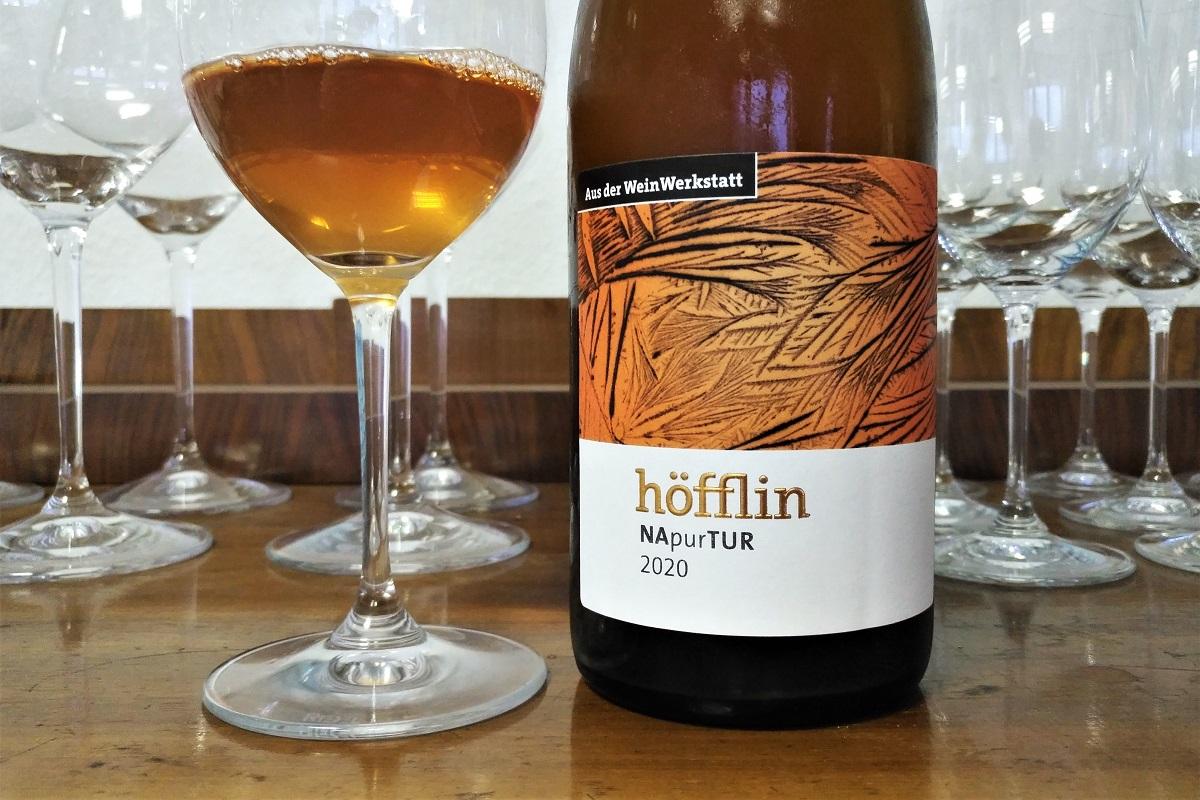 Höfflin NApurTUR Orange Wine