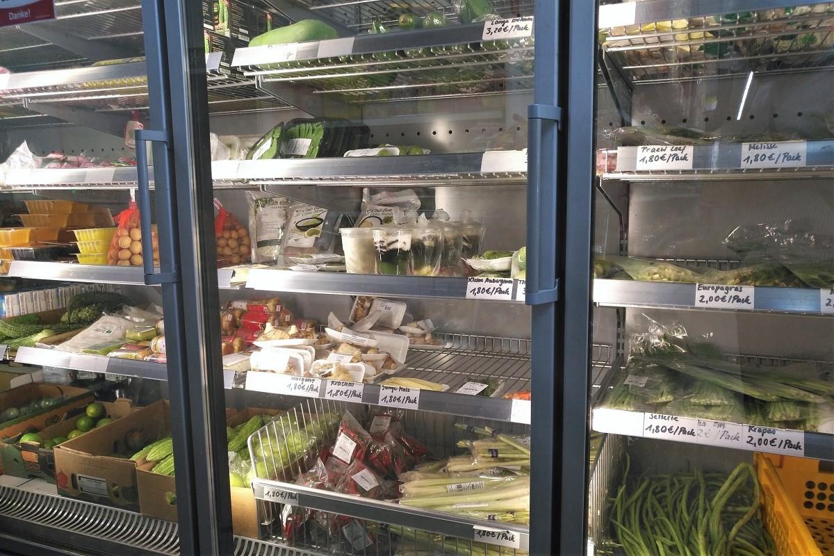 Asia-Supermarkt Nürnberg