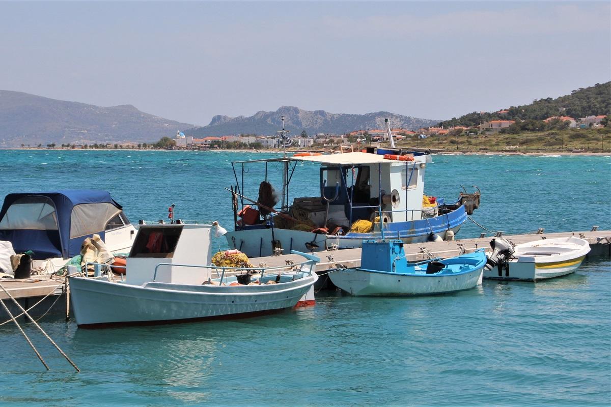 Agistri Griechenland