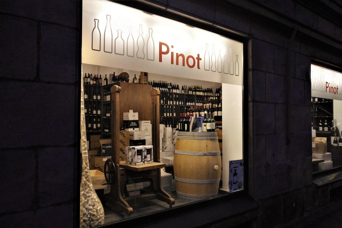 Pinot Weinhandlung Nürnberg